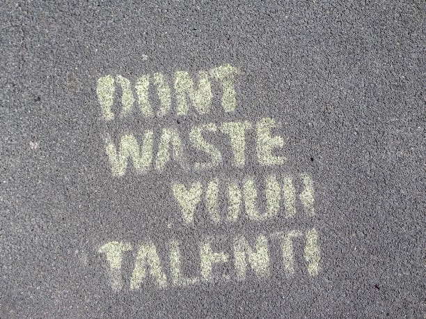 Don't Waste Your Talent-Identify Your Purpose